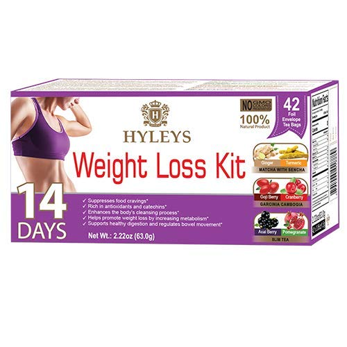 14 Days Weight Loss Kit