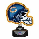 NFL Chicago Bears Neon Helmet
