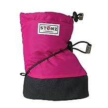 Stonz Booties - Pink Fuchsia - Small