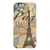 Paris France Vintage Travel Collage IPhone 6/6s Plus Case Fashion Cover