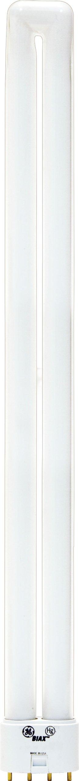 GE Lighting Energy Smart CFL 17175 18-Watt, 1250-Lumen Biax Light Bulb with 4-Pin (2G11) Base, 10-Pack