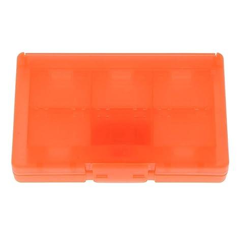OSTENT Caja de cartucho de soporte de caja de tarjeta de ...