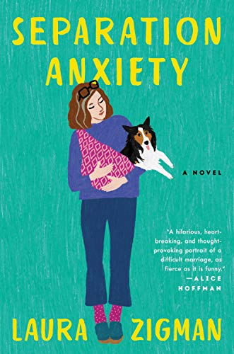 Book Cover: Separation Anxiety: A Novel