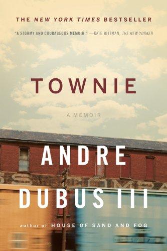 Townie: A Memoir cover