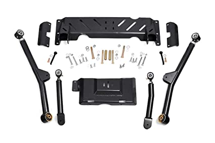 Rough Country   68900U   X Flex Long Arm Upgrade Kit For 4 6