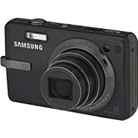 Samsung SL820 12MP Digital Camera with 5x Wide Angle Dual Image Stabilized Zoom and 3.0 inch LCD (Black) Overview Review Image