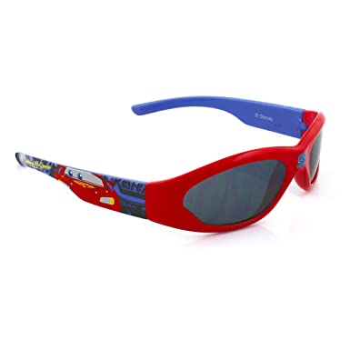Disney Jungen Sonnenbrille - UV 400 Protection - Micky Maus Cars Jake (Cars (silber/schwarz)) LFhYl3wK3