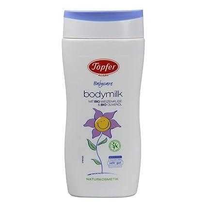 Töpfer asistencia para los niños Bodymilk 200 ml Loción