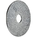 The Hillman Group 290015 Fender Zinc Washers, 1/4-Inch x 1-1/4-Inch, 100-Pack