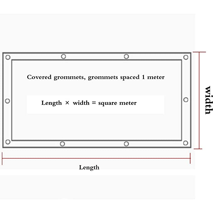 Protective Screens Laosunjia High Density Polyethylene Sunshade Net