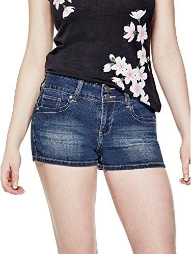 Guess Jean Shorts (GUESS Factory Women's Taylor Curvy Denim Shorts)