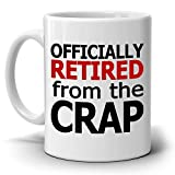 Officially Retired for Men and