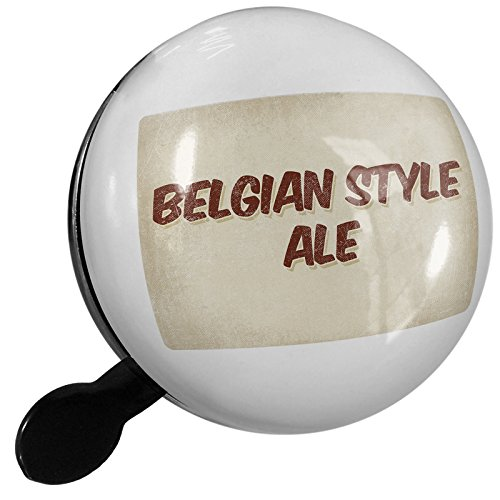 Small Bike Bell Belgian Style Ale Beer, Vintage style - NEONBLOND Belgian Style Ale