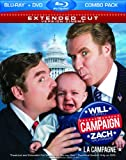 The Campaign (Extended Cut) [Blu-ray + DVD]  (Bilingual)