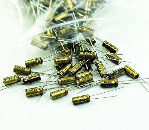 Nichicon Muse FG  Fine Gold  UFG1E471MHM  470uF 25V  12,5x20mm RM5  #BP 10 pcs