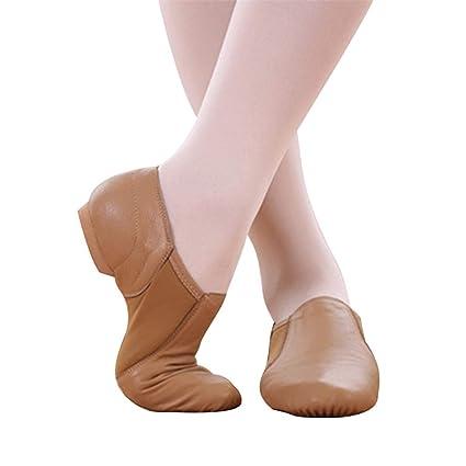 Zapatillas Mujer Zapatillas Ballet Zapatillas Zapa Zapatillas de ballet suaves y ligeras Zapatillas de danza de