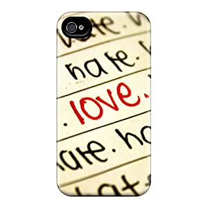 Premium Iphone 6 Cases - Protective Skin - High Quality For Love And Hate