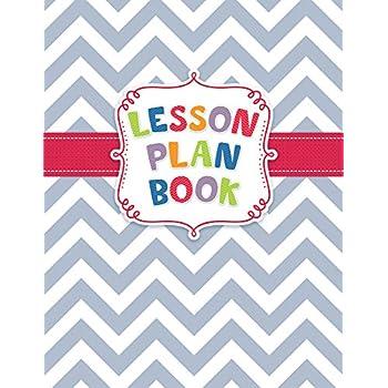 Creative Teaching Press Chevron Lesson Plan Book (1262)