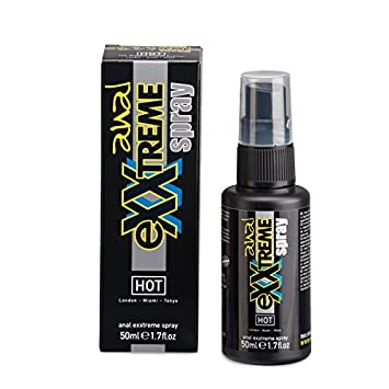 Amazon.com: Hot Exxtreme Anal Spray 50 Ml: Health & Personal Care