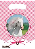 Heart My Horse Party Bags (Pack of 8)