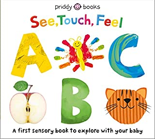 Book Cover: See, Touch, Feel: ABC
