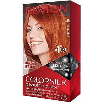 1794c64ef2d Amazon.com   Revlon ColorSilk Beautiful Color  45