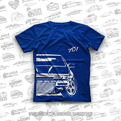 Nissan Cefiro A31 Drift/Nissan Maxima A31 Drift Original T-Shirts 100% Cotton Free Shipping ()
