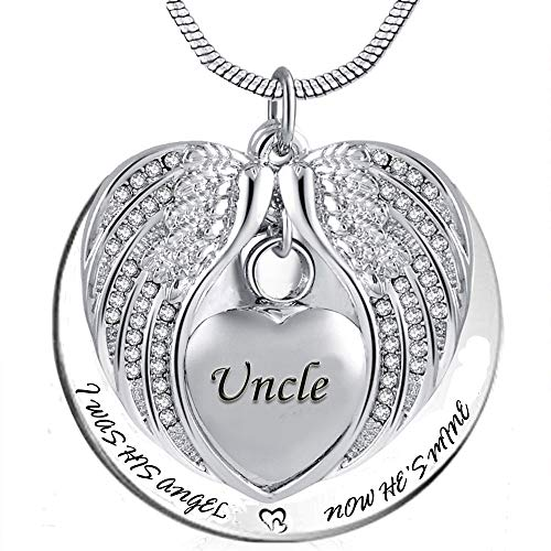 urn heart locket - 5