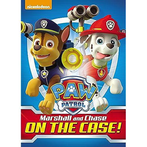 Paw Patrol: Marshall U0026 Chase On The Case
