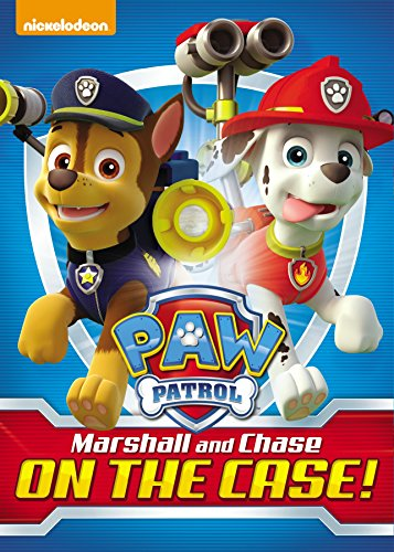 Paw Patrol: Marshall & Chase on the