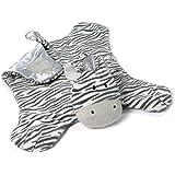 Gund Baby Zeebs Zebra Blanket, Comfy Cozy