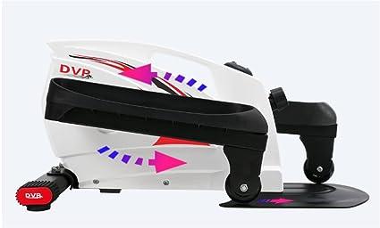 Máquina de paso casa adelgazar máquina jogging mini máquina elíptica trotadora equipo de ejercicio , 1