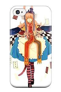 Margaret Dayton's Shop anime lynette bishop sanya Anime Pop Culture Hard Plastic iPhone 4/4s cases 2673181K878727842