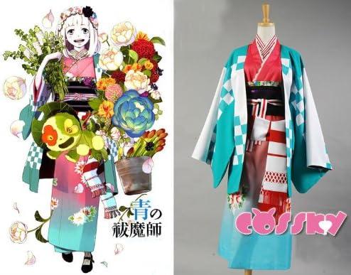 AO no exorcista shiemi moriyama disfraz, talla L: altura 175 cm ...