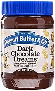 Peanut Butter & Co Dark Chocolate Dreams Peanut Butter, 16 oz