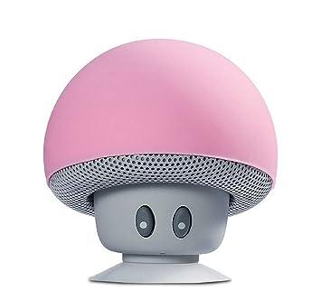 Dosige Altavoz Bluetooth Portátil y con Micrófono Mini Altavoz Bluetooth Wireless USB con Ventosa: Amazon.es: Hogar