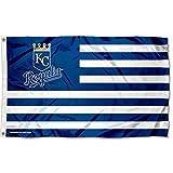 MLB Kansas City Royals Nation Flag 3x5 Banner