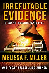 Irrefutable Evidence (Sasha McCandless Legal Thriller Book 7)