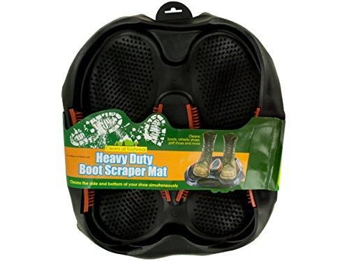 Bulk Buys OL173-3 Heavy Duty Boot Scraper Mat44; 3 Piece