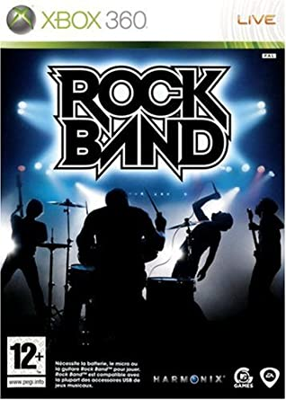 Rock Band (2007) PAL Xbox 360