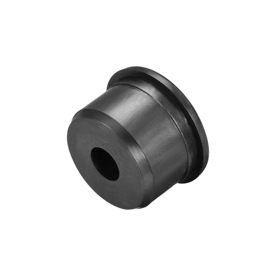 5pcs SPR-070 EPDM 7mm Dia Seal Hole Insert Stopper Black for Cable Gland uxcell Rubber Stopper