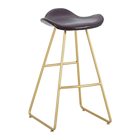 Superb Amazon Com Bar Stools High Stool Fixed Height Chair With Andrewgaddart Wooden Chair Designs For Living Room Andrewgaddartcom