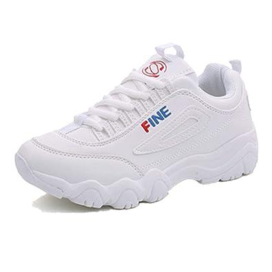 Amazon.com: SUNNY Store - Zapatillas para mujer, diseño ...