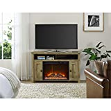 Ameriwood Home Farmington Electric Fireplace TV