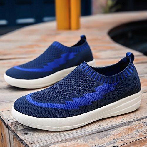 Azul XMeden Zapatillas para de Mujer Running wOp8rHpxXq