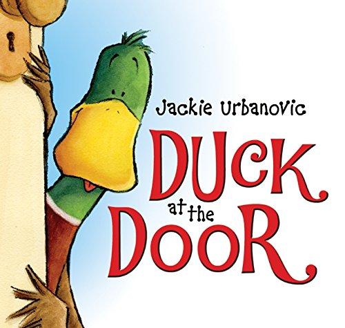 Duck at Door Max