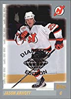 2000-01 Topps NSCC/National Diamond Edition #142 Jason Arnott Devils /1 of 1 F17325