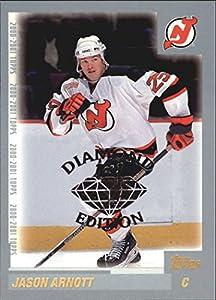 2000-01 Topps NSCC/National Diamond Edition #142 Jason Arnott Devils /1 of 1 F17325