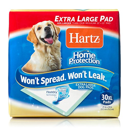 Hartz Home Protection Dog Pads, X-Large, 30- Count
