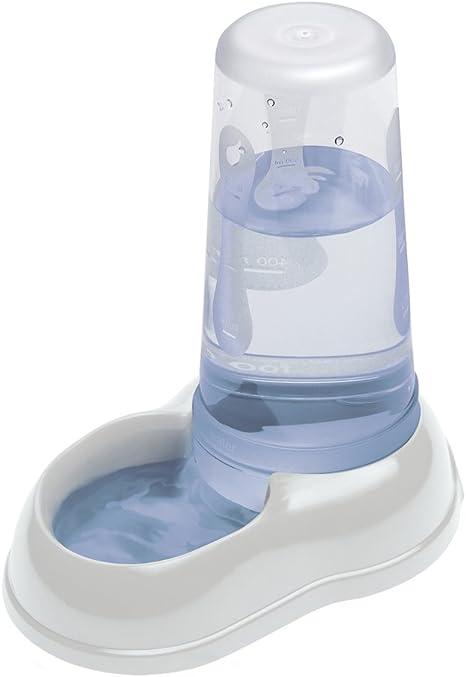 Colores mezclados Ferplast Azimut 5500/gato y perro Agua y comida dispensador